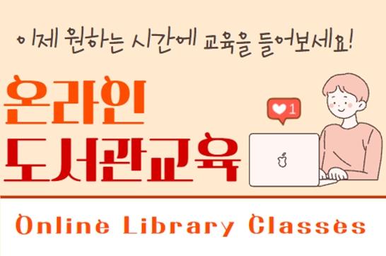 온라인 도서관 교육